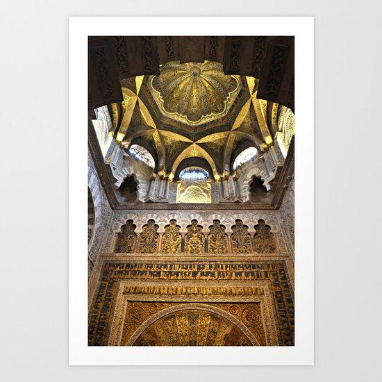 Córdoba, Spain Art Print