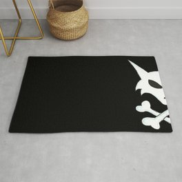 Crest of the Wolf Pirates Rug