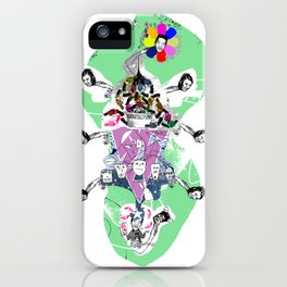 CutOuts - 11 iPhone Case