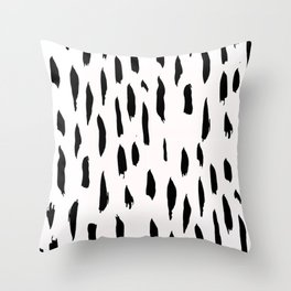 Natural Speckle Pattern Throw Pillow