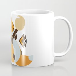 Smol Bean Fox Coffee Mug