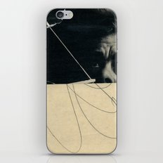ricochet iPhone & iPod Skin