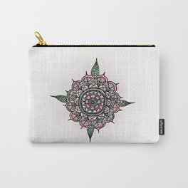 Lucky Mandala Carry-All Pouch