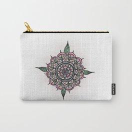 Lucky Mandala Carry-All Pouch