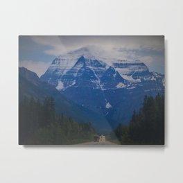Mount Robson Provincial Park Metal Print