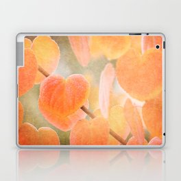 Fading Hearts Laptop & iPad Skin