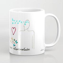 Tópicos retroalimentados Coffee Mug