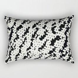 Turtle Dove Rectangular Pillow