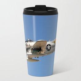 Douglas A-1 Sky Raider Fly-by Travel Mug