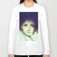 hiccup Long Sleeve T-shirts featuring Alpha by Anna Dittmann