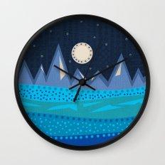 Textures/Abstract 111 Wall Clock