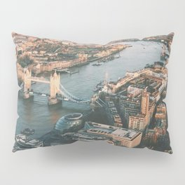 Top of the Shard Pillow Sham