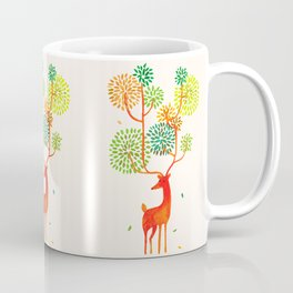 For the tree is the forest Coffee Mug