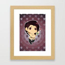 Deviant Lover Framed Art Print