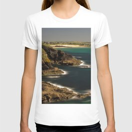 Trevose Head to Constantine Bay, Cornwall, UK T-shirt