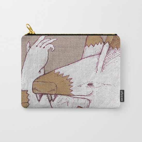 FuFu Carry-All Pouch