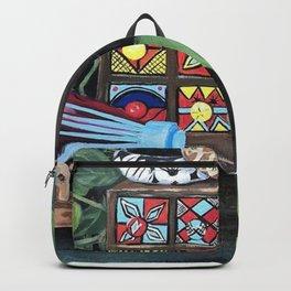 Chinese Ubrella Backpack