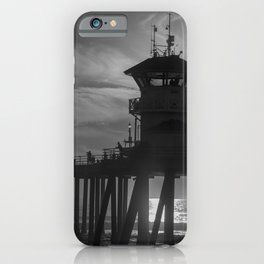 Zero Silhouette iPhone Case