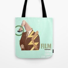 Charles Brown the story continued Tote Bag