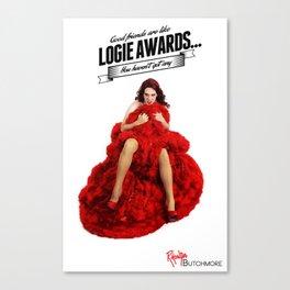 The Logie Awardless range Canvas Print