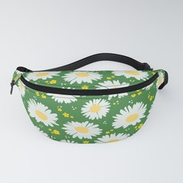 Spring Dream Daisies Fanny Pack