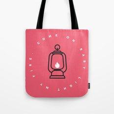 F I R E  Tote Bag