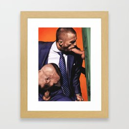 Days of Glory Framed Art Print