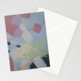 Femininity as Space (Detail) Stationery Cards