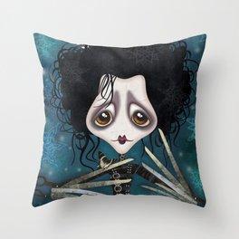 Edward, Sweet Edward Throw Pillow