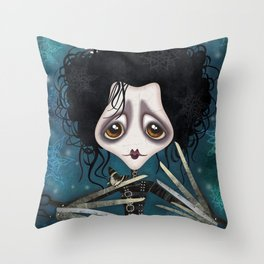 Edward, Sweet Edward Throw Pillow