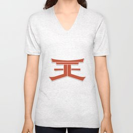 Graphic Dojo J.J Unisex V-Neck
