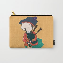 Cutie Pipe Scottish Piper Carry-All Pouch