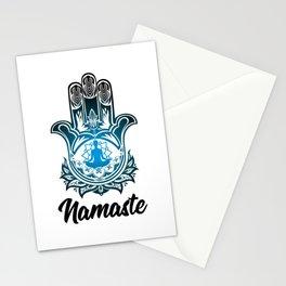 Hand of Fatima | Hamsa Khamsah Khamsa Tafust Stationery Cards