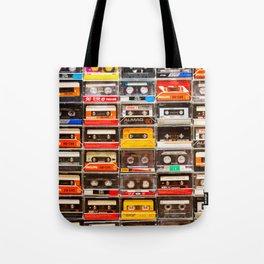 Something Nostalgic V - Music - Global Language #decor #society6 #buyart Tote Bag