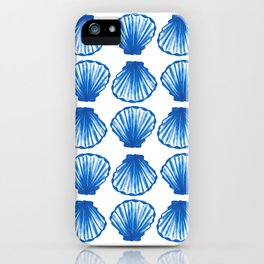 White Shelby iPhone Case
