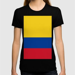Colombian Flag - Flag of Colombia T-shirt