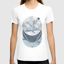 Cosmos art print T-shirt