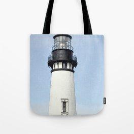 Yaquina Head Lighhouse Tote Bag