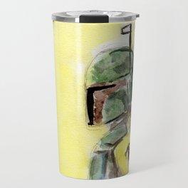 Bounty Hunter Travel Mug