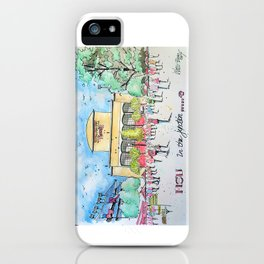 In the Junction iPhone Case