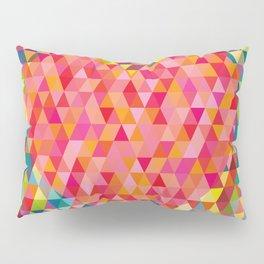 Chromatic Hearty Pillow Sham