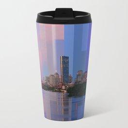 Boston Timelapse 060214 Travel Mug