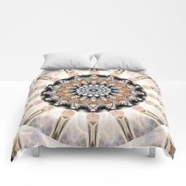 Mandala Purity Comforters