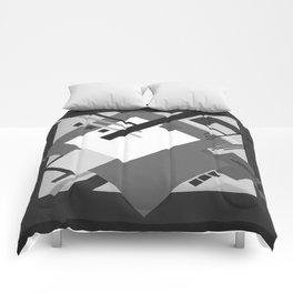 Geometric illustration 4 Comforters