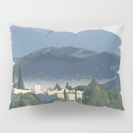 Napa Valley - Sterling Vineyards, Calistoga District Pillow Sham