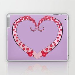 Tentacle Valentine Laptop & iPad Skin