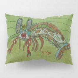 Mantis Shrimp Pillow Sham