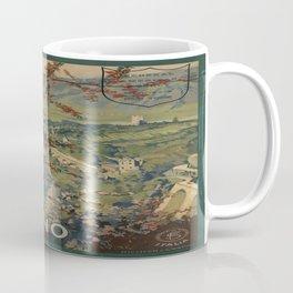 Vintage poster - Italy Coffee Mug
