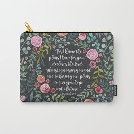 Jeremiah Carry-All Pouch