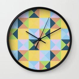 Classic Retro Okiku Wall Clock